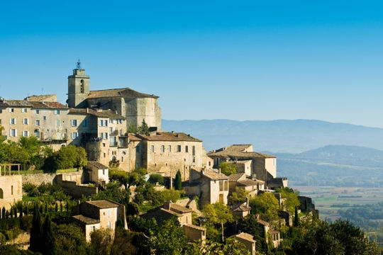 Gordes un des plus beaux village de France